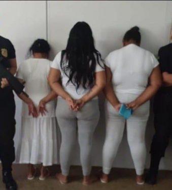 Idosa é flagrada com 19 chips que seriam entregues para filho preso, em Aparecida