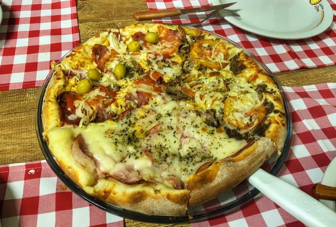 pizzaria em Águas Lindas