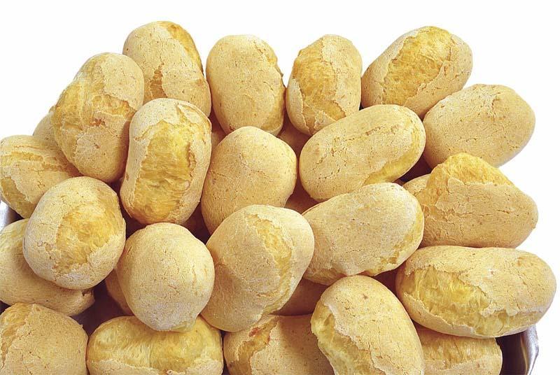 pão de queijo Goiânia
