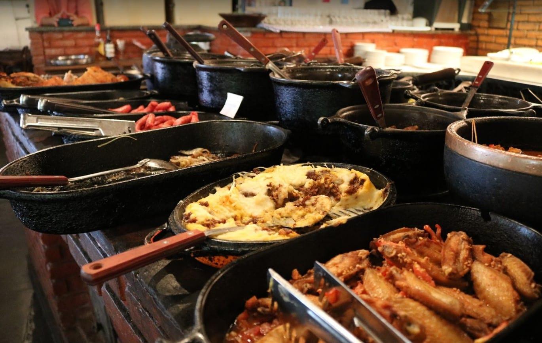 restaurantes Asa Norte Brasília