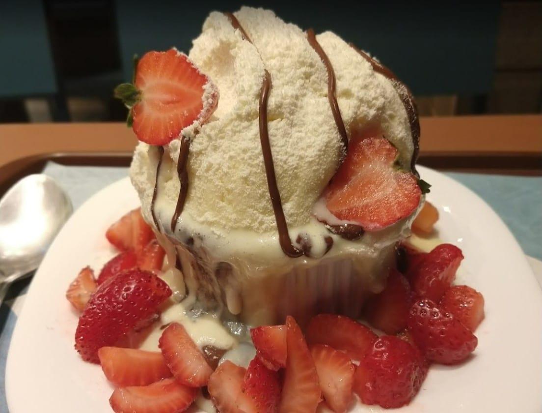 sorveteria Asa Norte