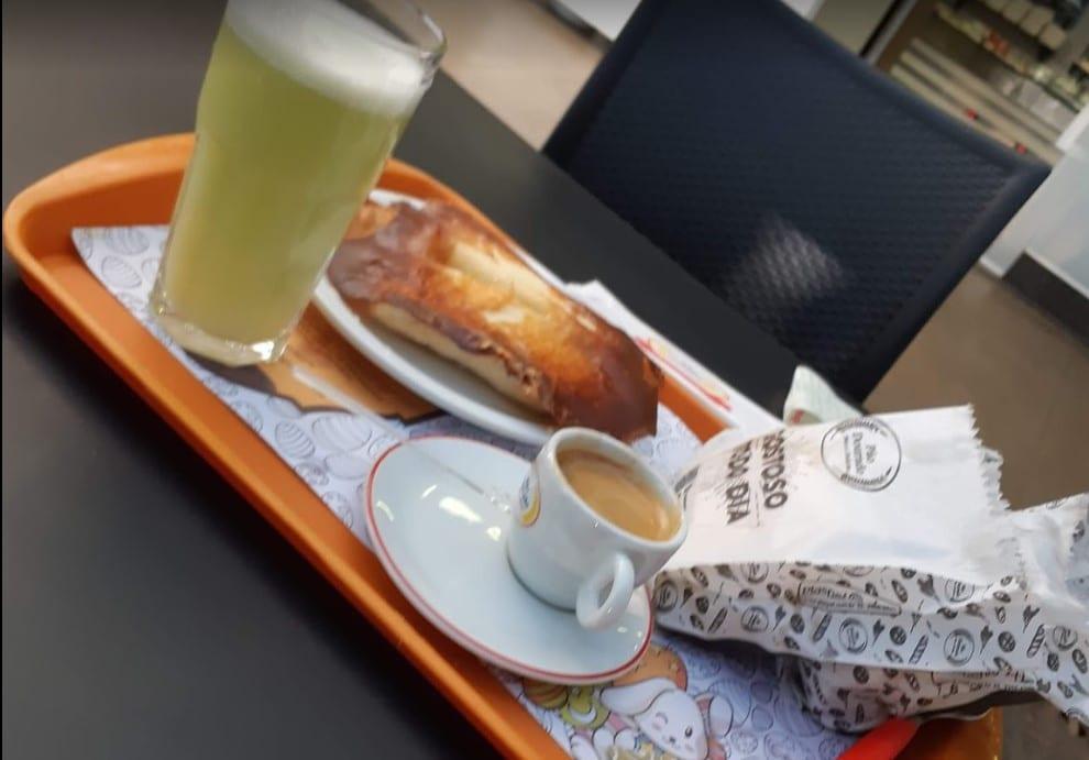 café da manhã Asa Norte Brasília