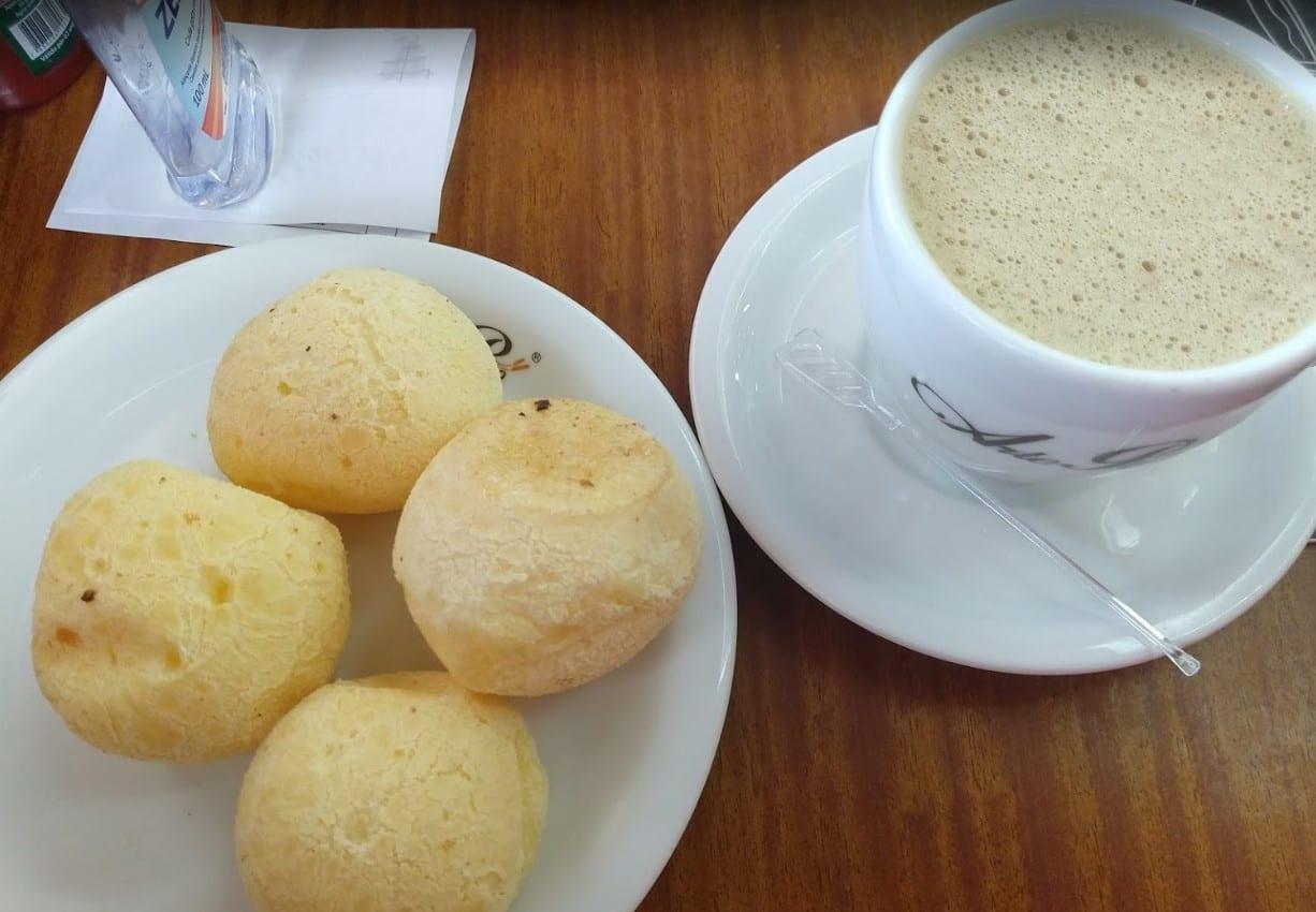 café da manhã em Rio Verde
