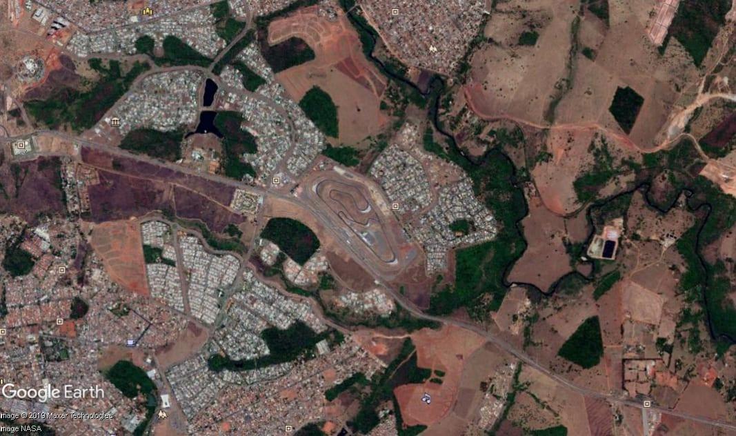 Quantos condomínios horizontais existem em Goiânia?