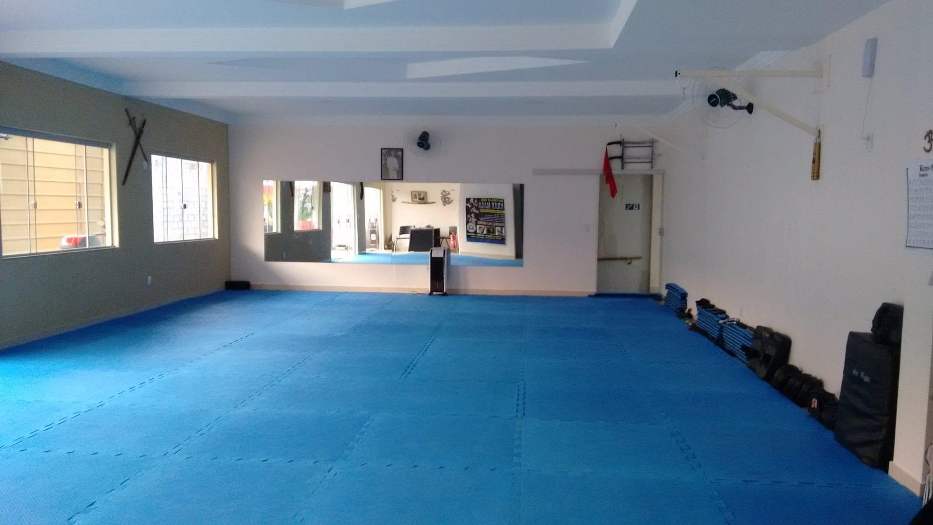 artes marciais em Goiânia