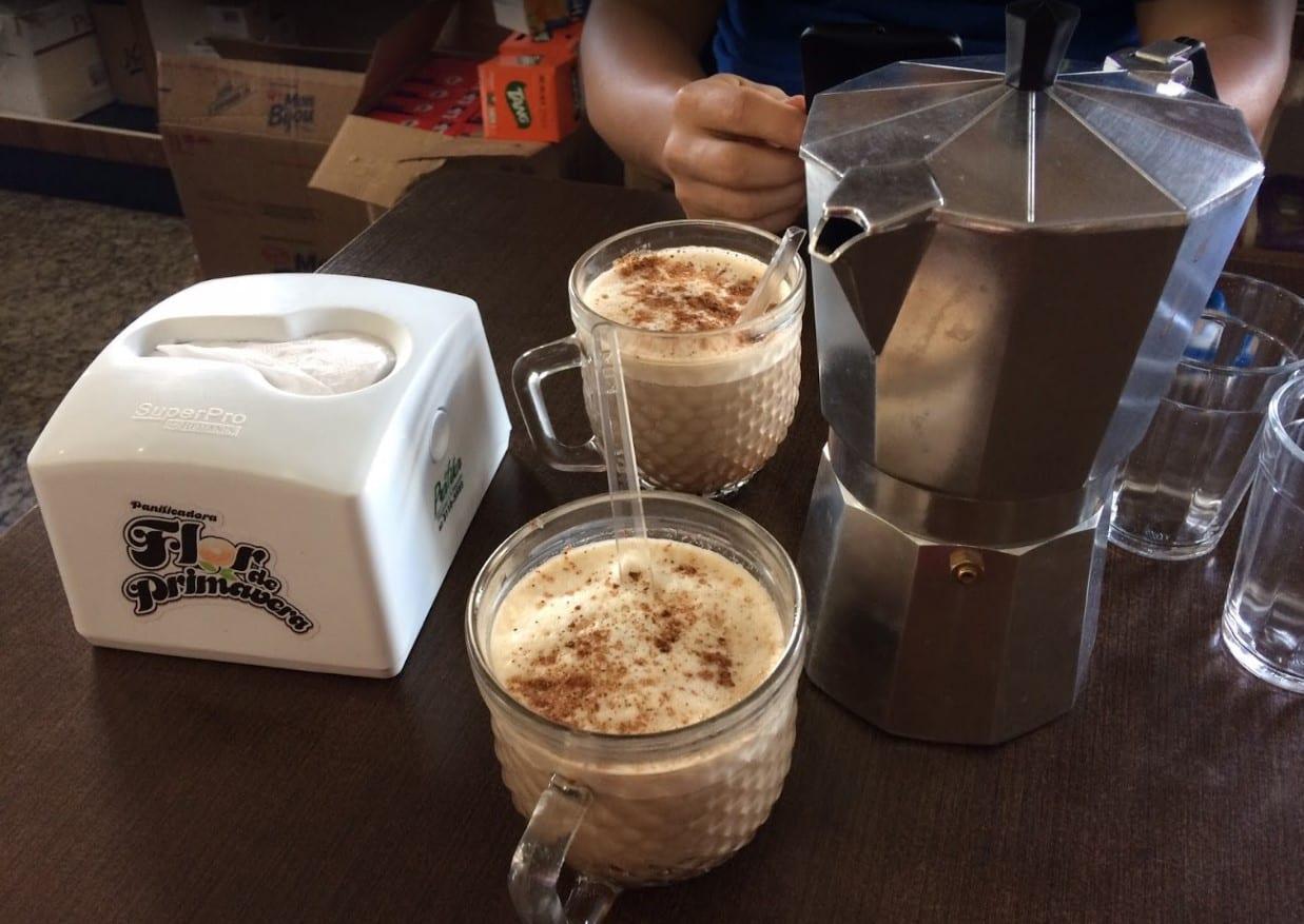 café em Aparecida de Goiânia
