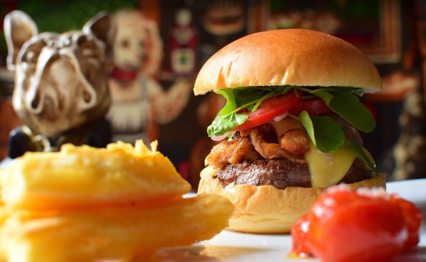 hambúrguer Asa Sul Brasília