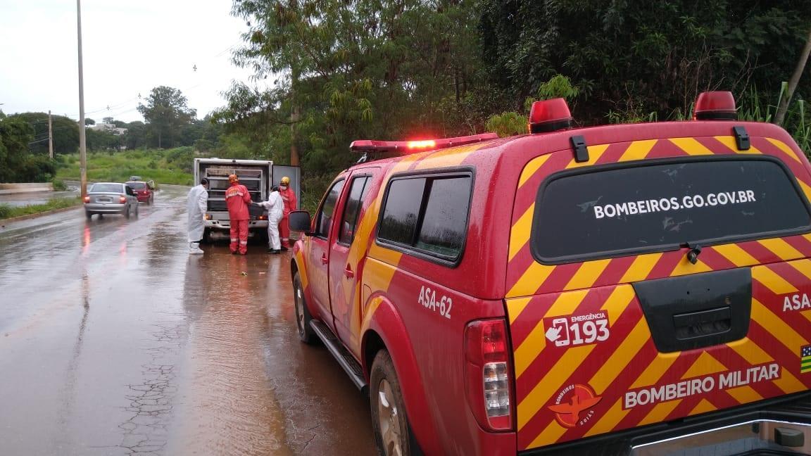 Homem de 32 anos é encontrado morto no Rio Claro, em Jatai