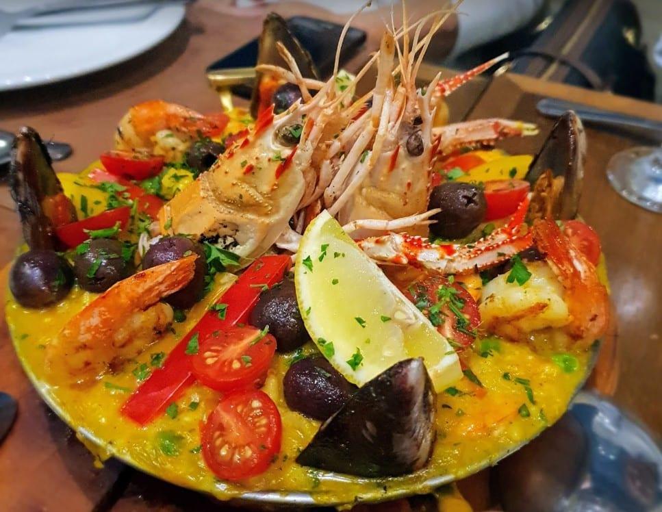 jantar em Anápolis