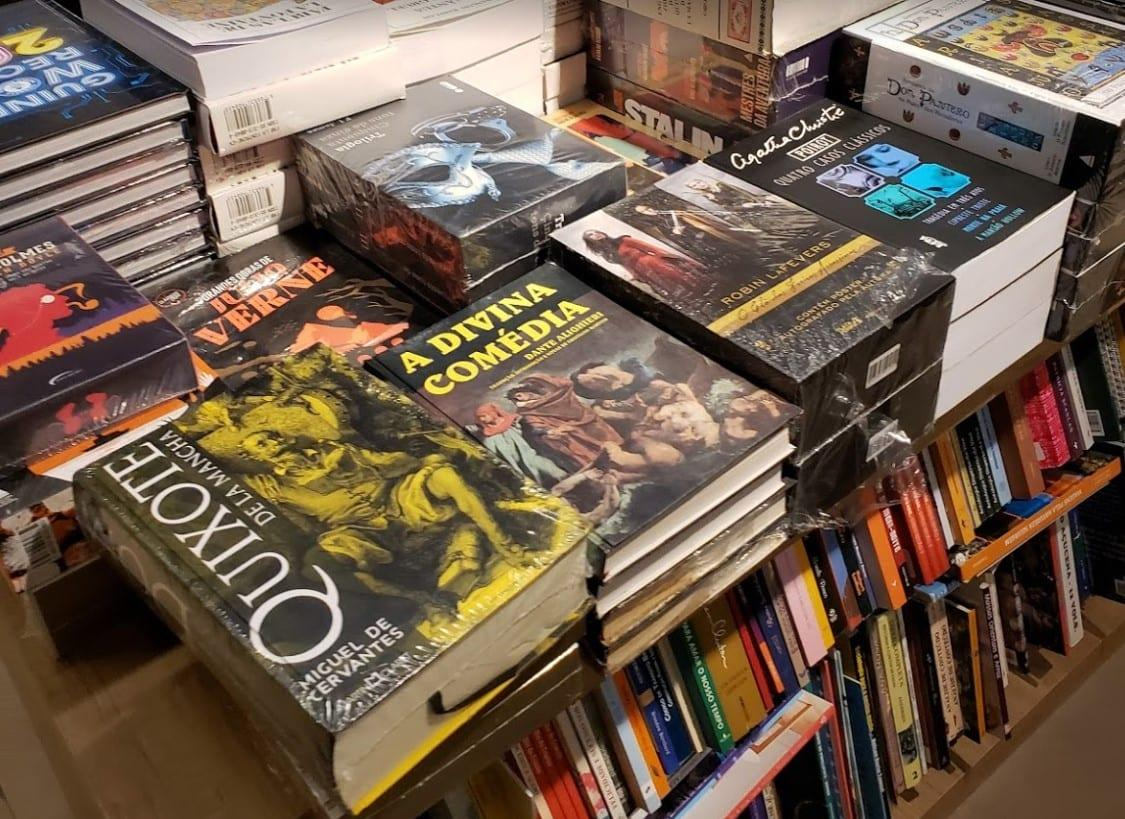 livrarias Asa Sul Brasília