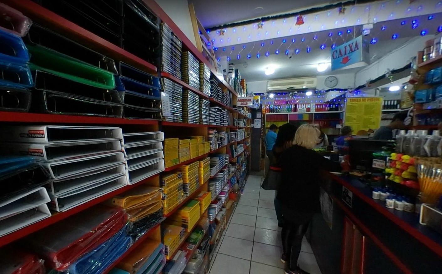papelarias Asa Norte Brasília