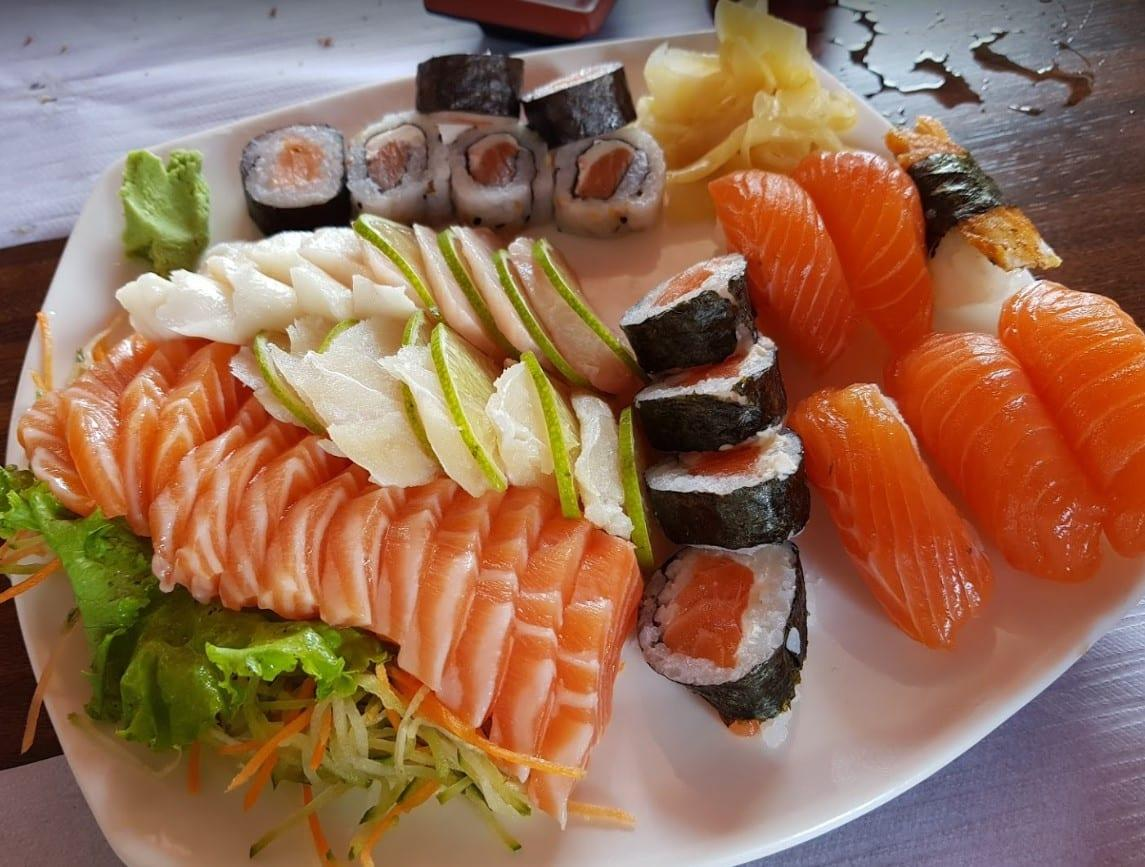sushi Asa Norte Brasília