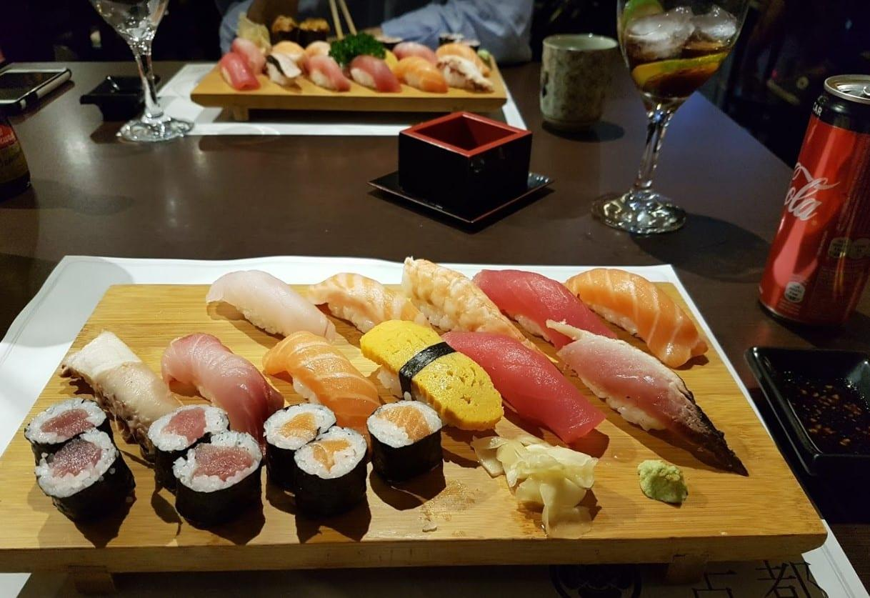 sushi Asa Sul Brasília