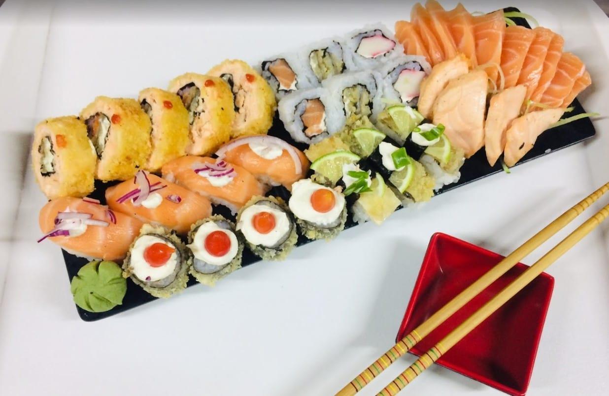 sushi em Anápolis