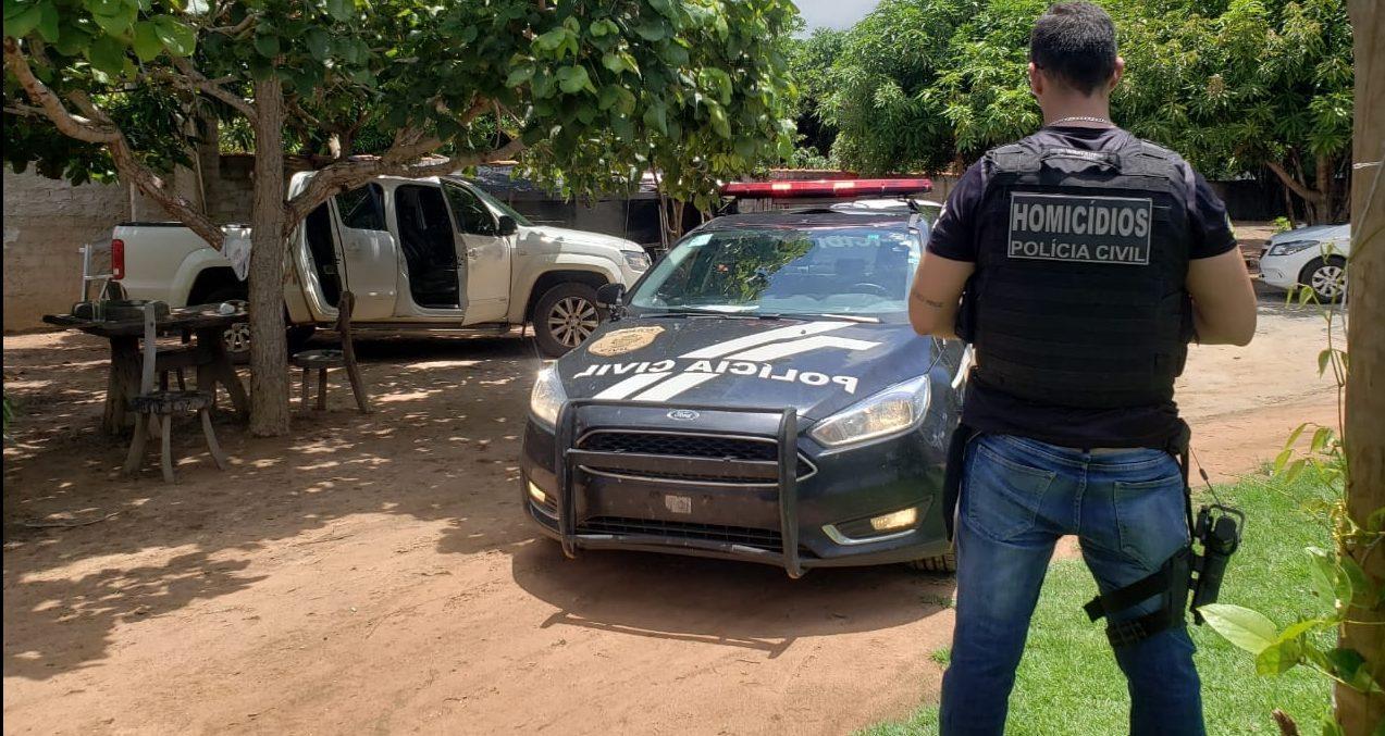 Suspeito envolvido na morte do advogado Hans Brasiel é preso, em Aruanã