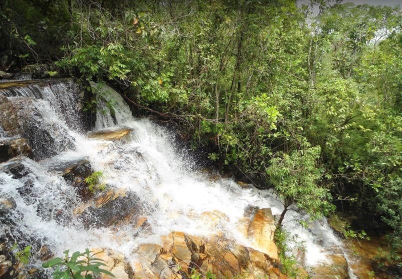 Cachoeira dos Dragões Pirenópolis