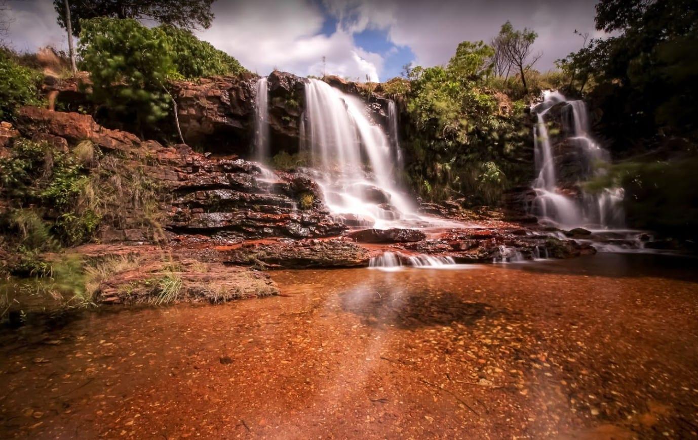 cachoeiras perto de Brasília