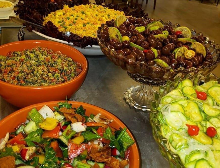 comida árabe Anápolis