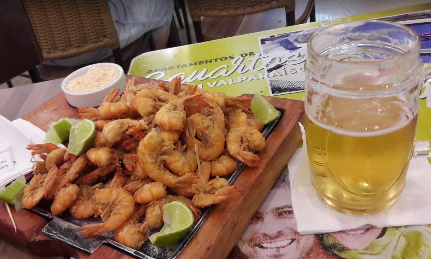 jantar Valparaíso de Goiás