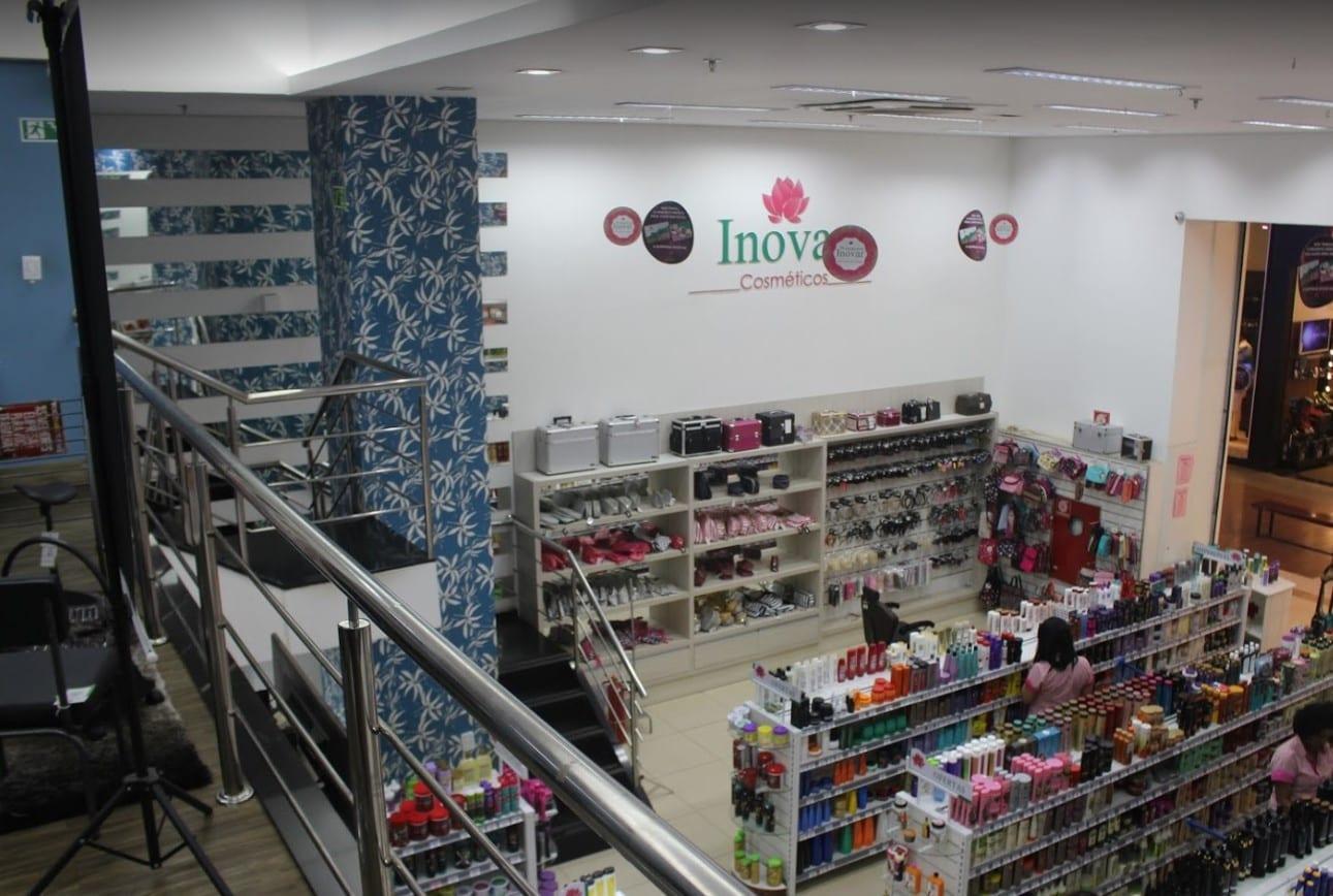 lojas de cosméticos Goiânia