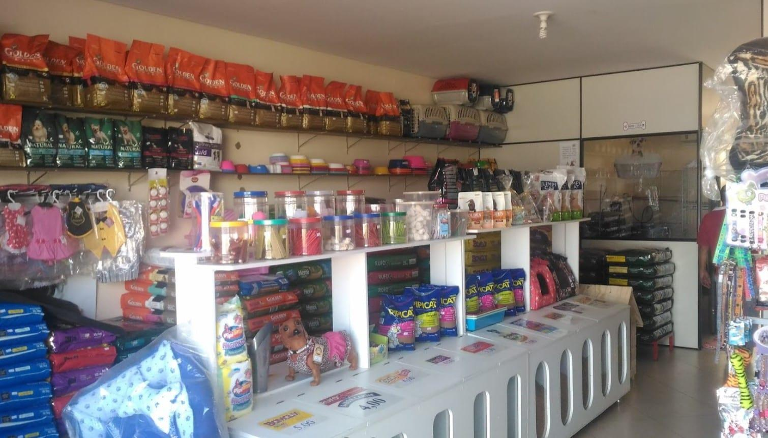 pet shop Rio Verde