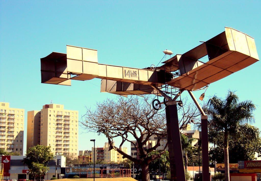 Praça do Avião Goiânia