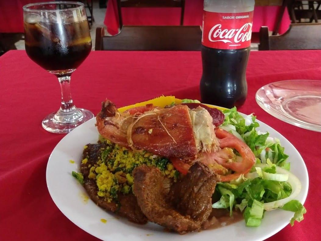restaurante Águas Lindas de Goiás
