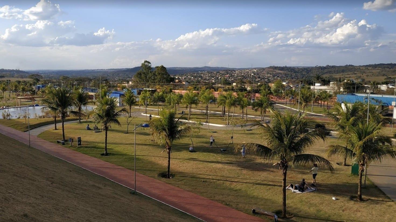 Parque Marcos Veiga Jardim Goiânia
