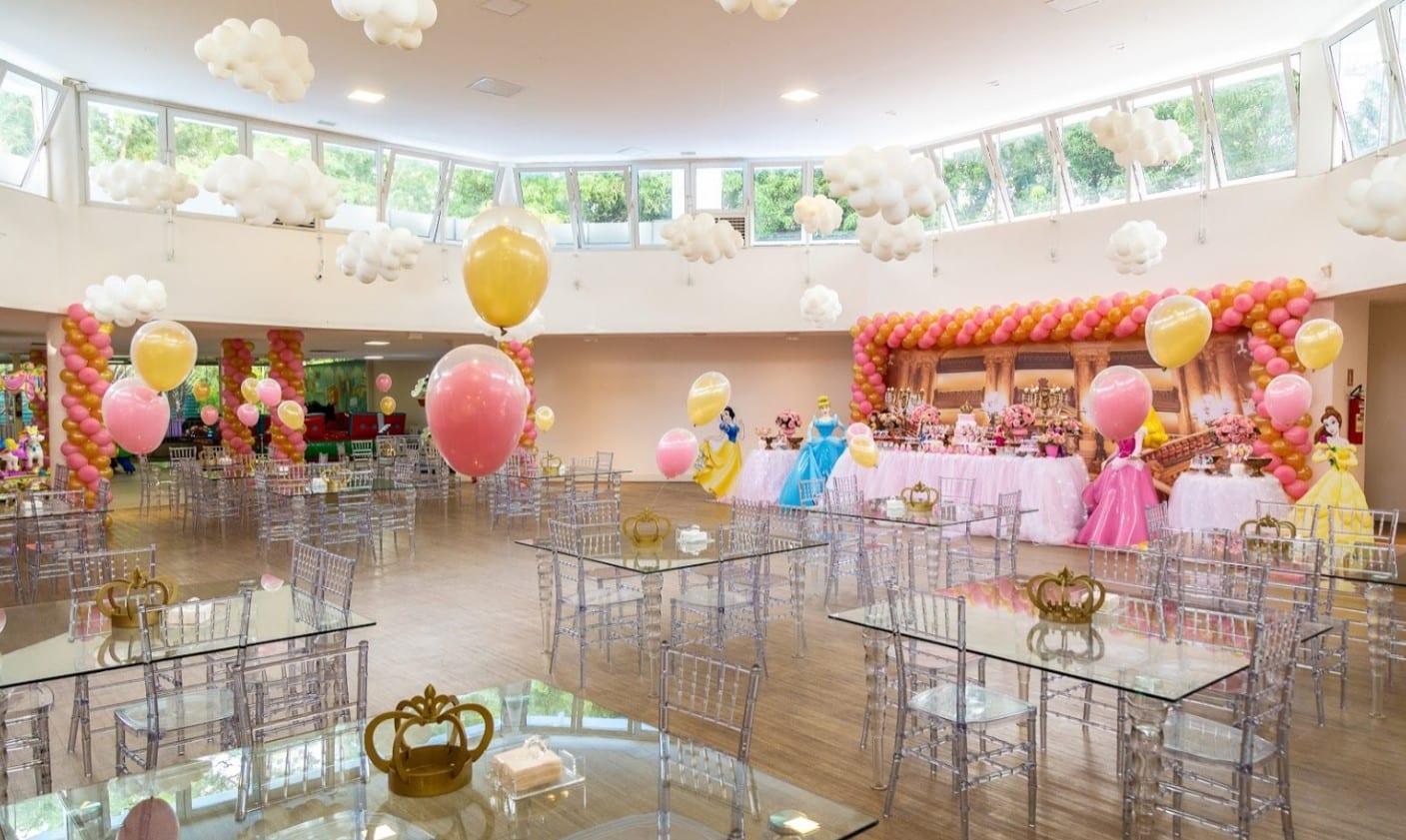 salão de festa infantil em Brasília