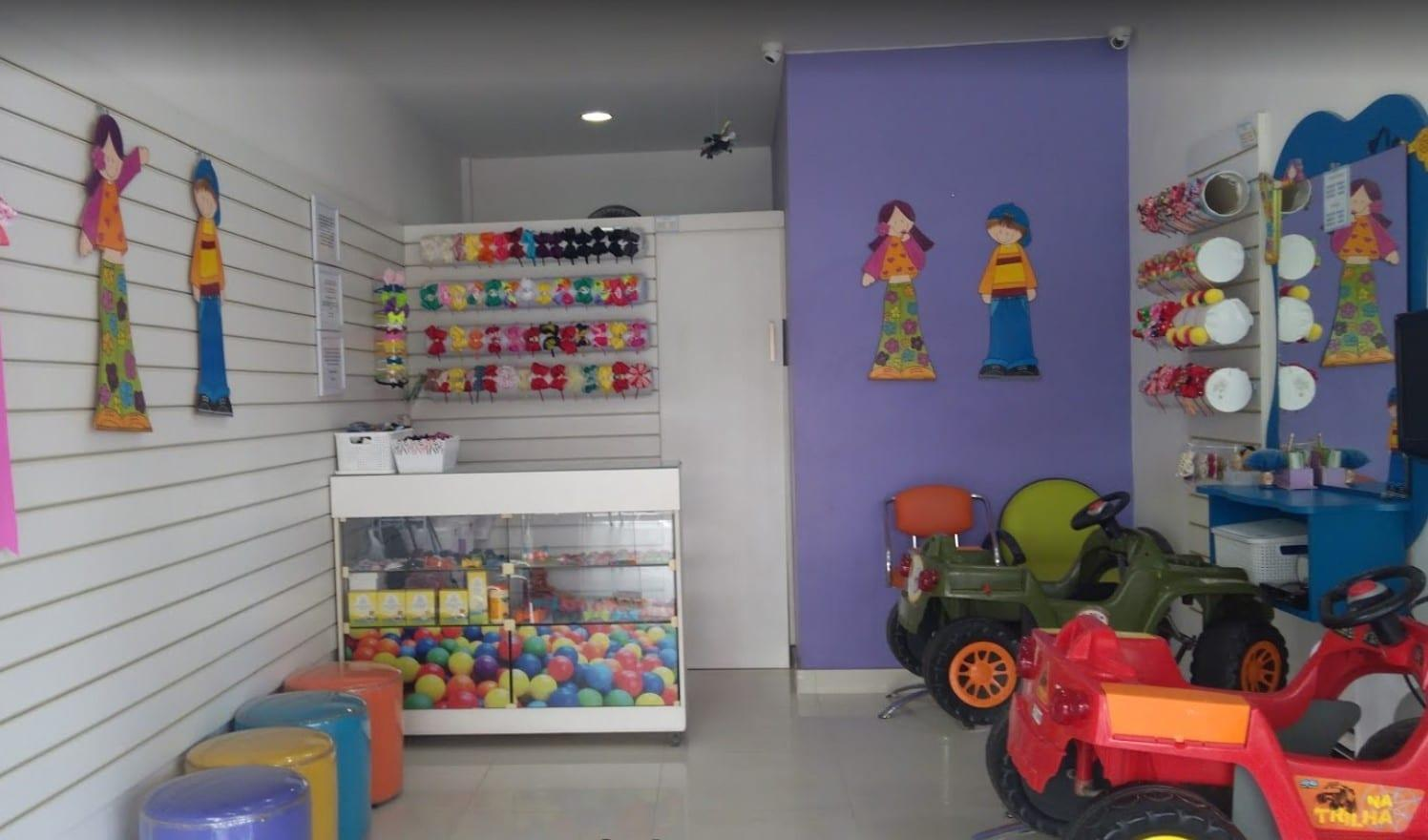 salão infantil Brasília