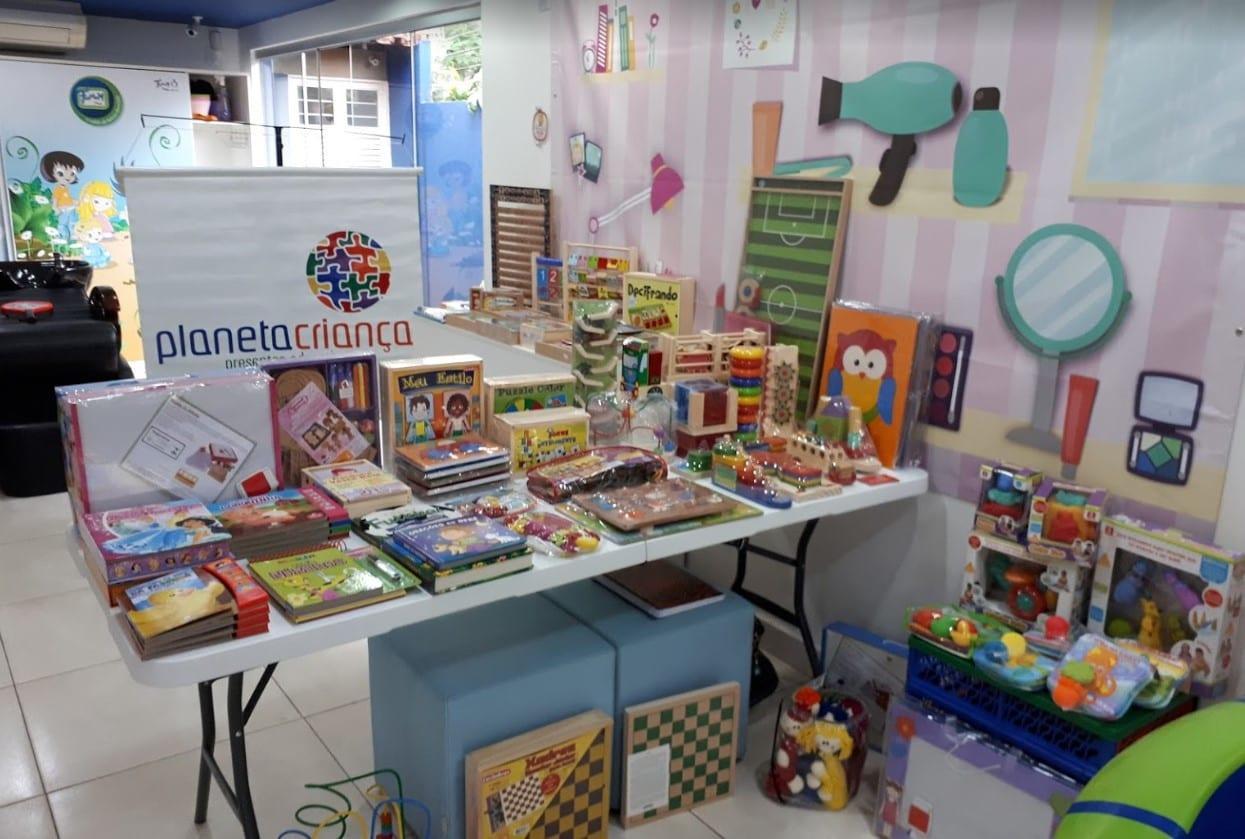 salão infantil em Goiânia