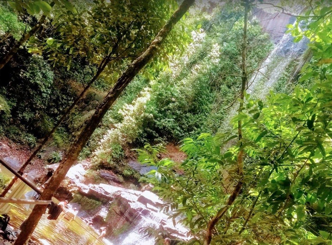 cachoeiras perto de Goiânia