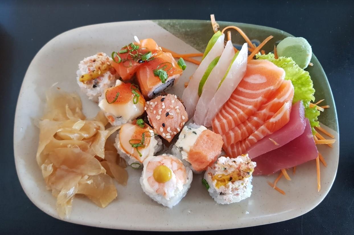 delivery de comida japonesa Brasília