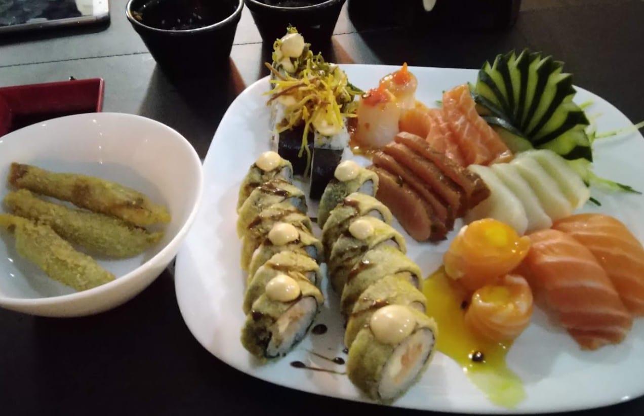 delivery de comida japonesa em Goiânia