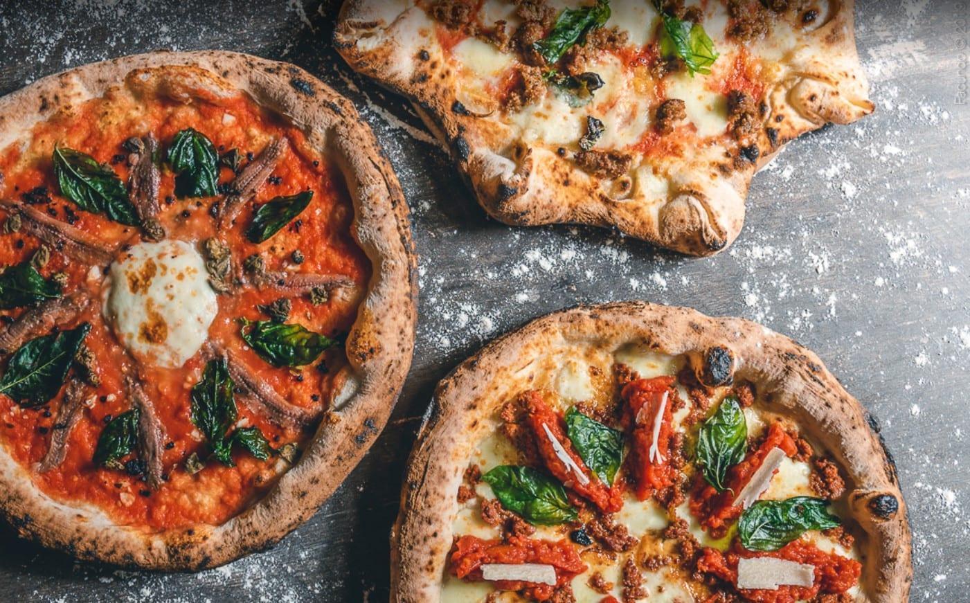 delivery de pizza em Brasília
