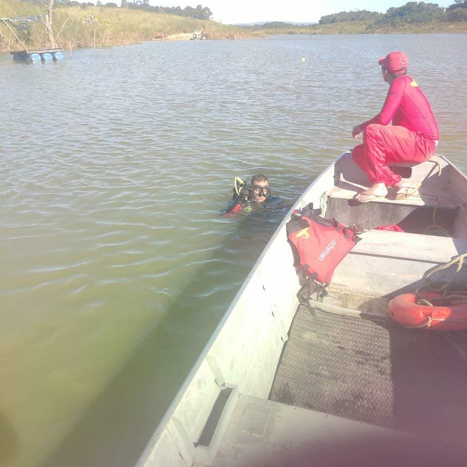 Encontrada segunda vítima de afogamento no Lago Serra da Mesa