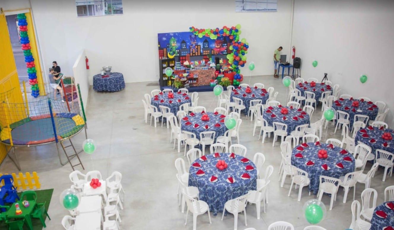 festa infantil Anápolis