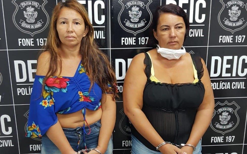 Irmãs são presas por morte de delegado durante assalto em 2006, em Goiânia