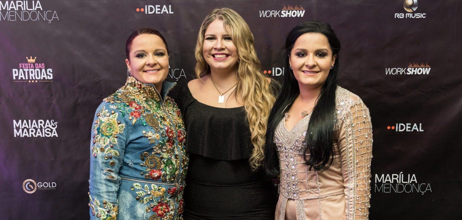 Marília Mendonça e Maiara e Maraisa farão live juntas, após ...