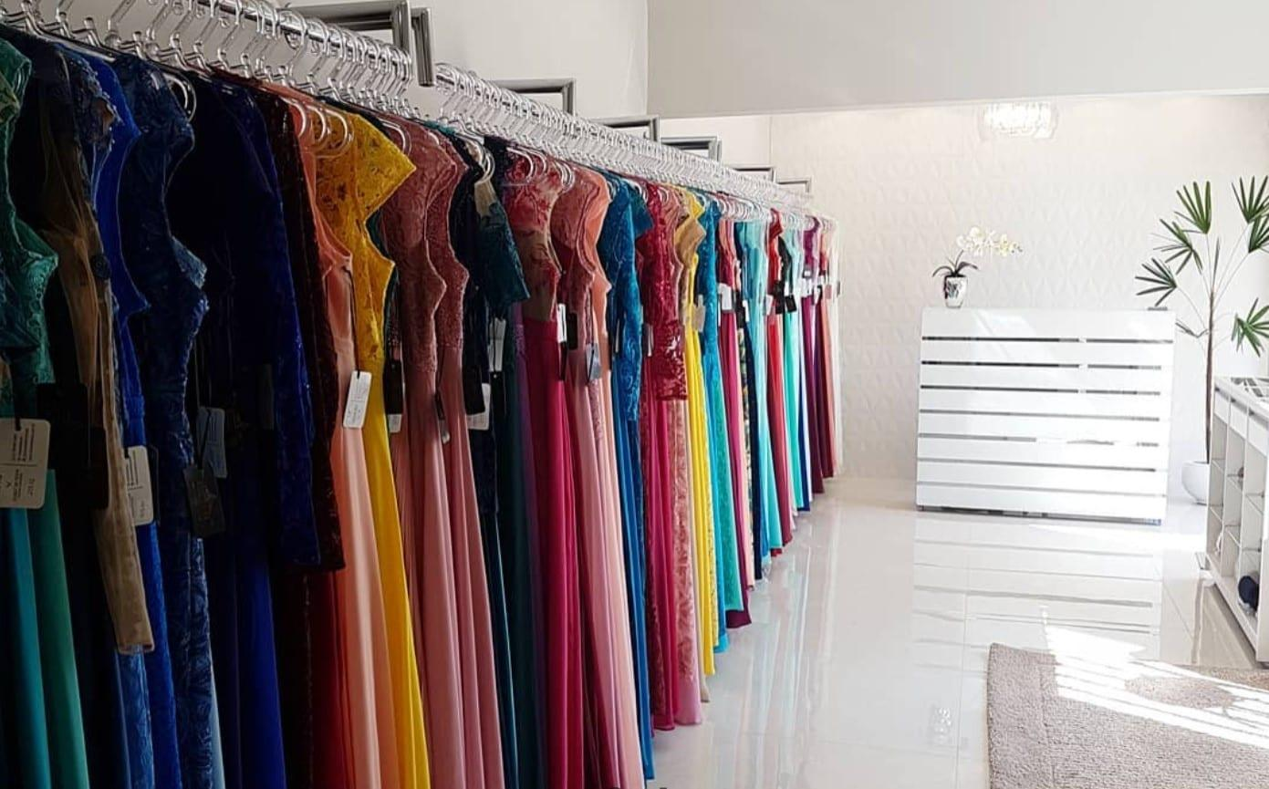 vestidos de festa Brasília