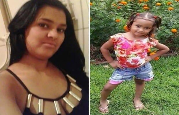 Preso suspeito de matar mãe e filha a mando de irmão, em Goiânia